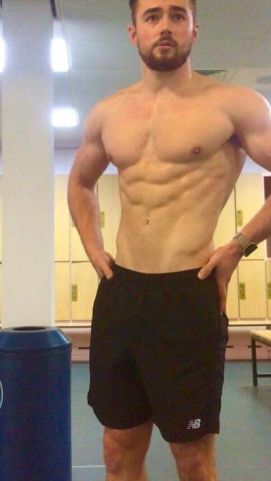 We have been working together for 8 months now, Jake is an excellent client he works very hard and is very consistent with his diet and training, well done buddy.